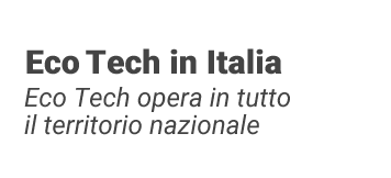 Eco Tech in Italia